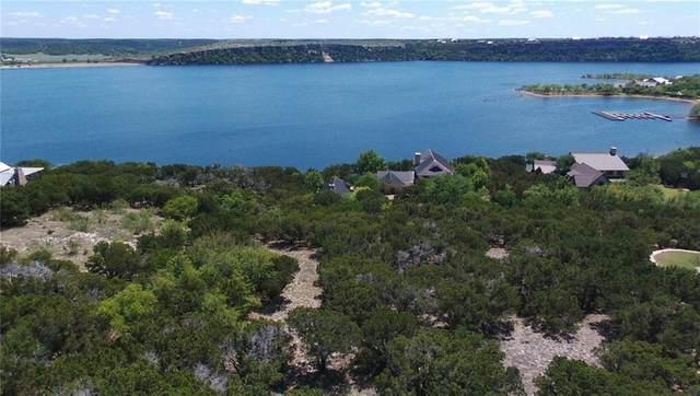 E8 Panorama Way, Possum Kingdom Lake, TX 76449 (MLS #14284894) :: Real Estate By Design