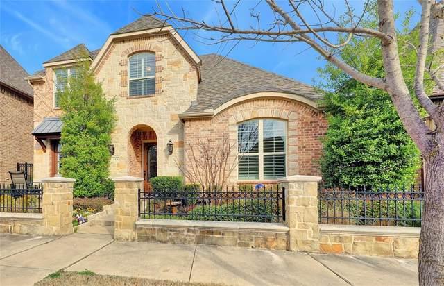 414 Palladian Boulevard, Southlake, TX 76092 (MLS #14284929) :: The Heyl Group at Keller Williams