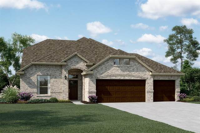417 Wiggins Way, Van Alstyne, TX 75495 (MLS #14284932) :: The Kimberly Davis Group