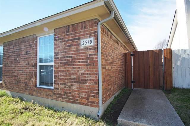 2510 Summer Place Drive, Arlington, TX 76014 (MLS #14284935) :: Trinity Premier Properties