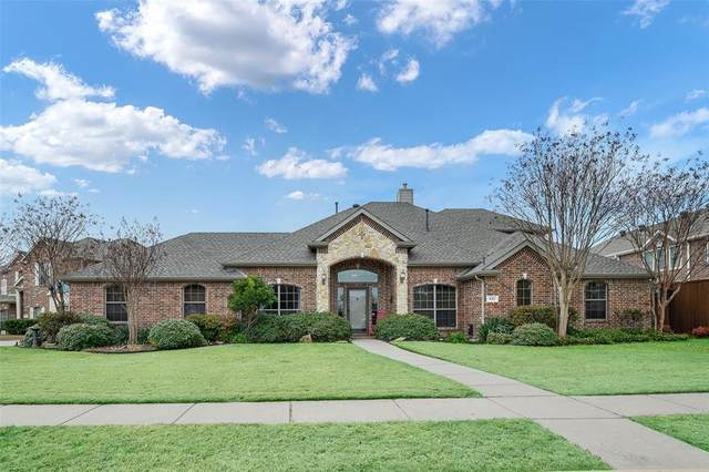 821 Morningside Trail, Murphy, TX 75094 (MLS #14284947) :: The Real Estate Station