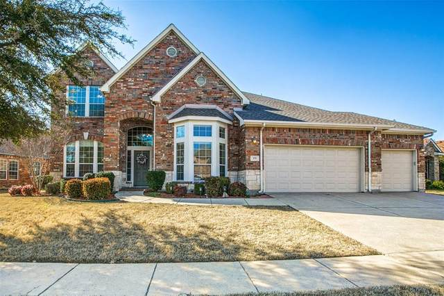 575 Reed Drive, Fate, TX 75087 (MLS #14284971) :: The Good Home Team