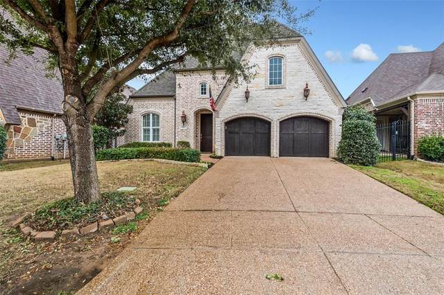 609 Creekview Lane, Colleyville, TX 76034 (MLS #14284985) :: The Mitchell Group