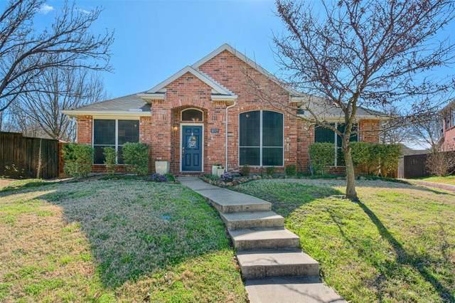 10705 Memphis Drive, Frisco, TX 75035 (MLS #14284988) :: Potts Realty Group