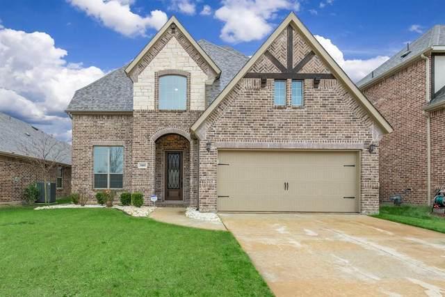3005 Dustywood Drive, Mckinney, TX 75071 (MLS #14284989) :: HergGroup Dallas-Fort Worth