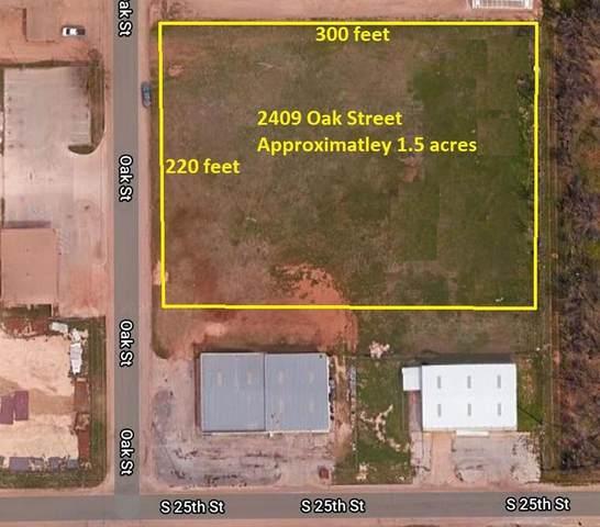2409 Oak Street, Abilene, TX 79602 (MLS #14284997) :: Lynn Wilson with Keller Williams DFW/Southlake