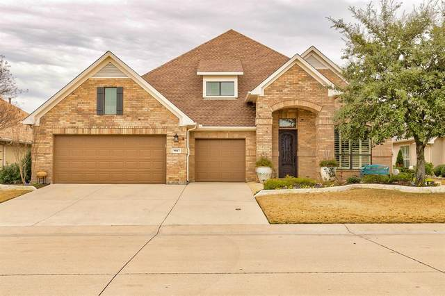9017 Gardenia Drive, Denton, TX 76207 (MLS #14285009) :: The Welch Team