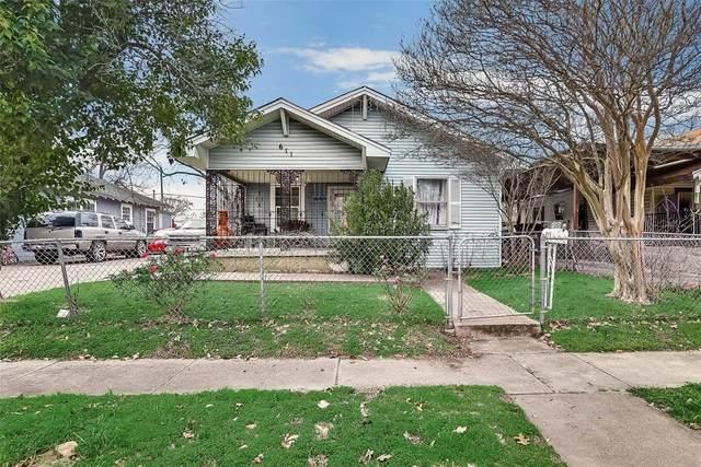 611 S Waverly Drive, Dallas, TX 75208 (MLS #14285060) :: HergGroup Dallas-Fort Worth