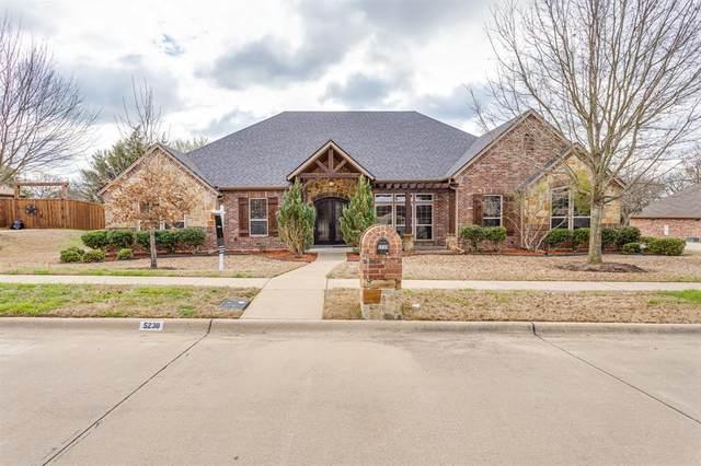 5230 Redwood Lane, Midlothian, TX 76065 (MLS #14285088) :: Justin Bassett Realty