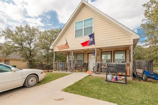 11004 Shady Oaks Drive, Runaway Bay, TX 76426 (MLS #14285094) :: The Kimberly Davis Group