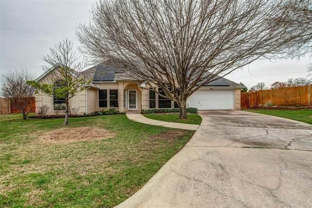 2000 Longmeadow Court, Denton, TX 76209 (MLS #14285099) :: The Mauelshagen Group