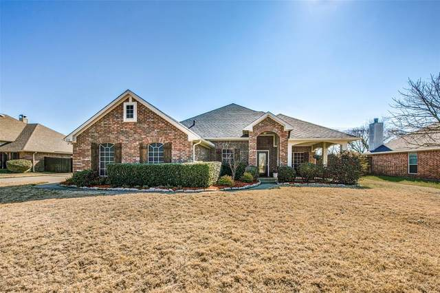 238 Country View Lane, Crandall, TX 75114 (MLS #14285115) :: Caine Premier Properties