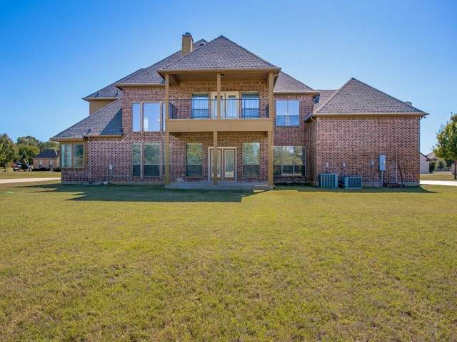 4313 Storm Creek Lane, Burleson, TX 76028 (MLS #14285118) :: The Kimberly Davis Group