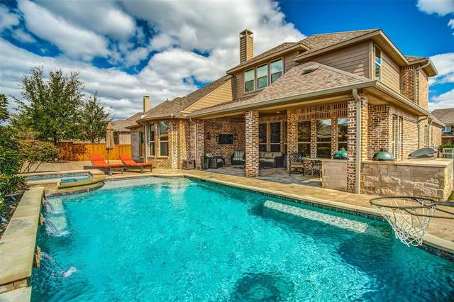 901 Escalante Trail, Prosper, TX 75078 (MLS #14285127) :: The Good Home Team