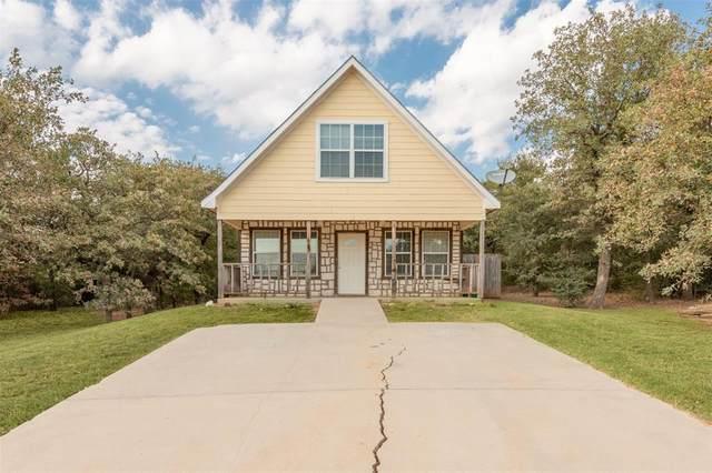 11006 Shady Oaks Drive, Runaway Bay, TX 76426 (MLS #14285151) :: Team Tiller