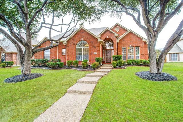 2704 Schofield Court, Plano, TX 75093 (MLS #14285158) :: The Real Estate Station