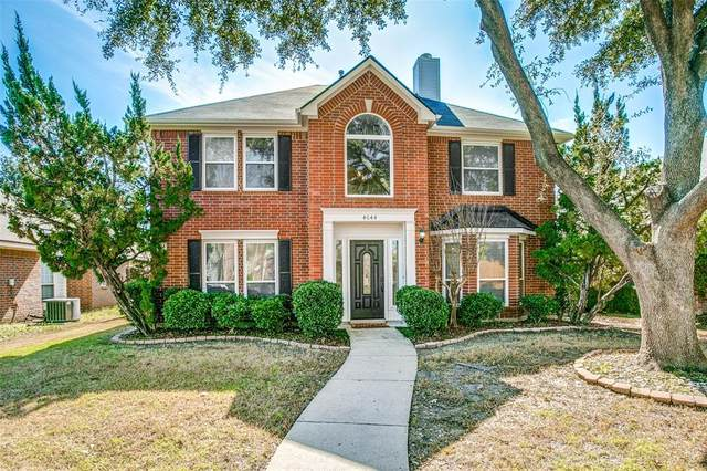 4644 Knoll Hollow Trail, Plano, TX 75024 (MLS #14285185) :: Real Estate By Design