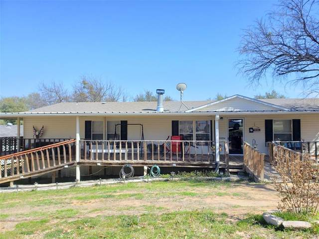8226 County Road 608, Brownwood, TX 76801 (MLS #14285190) :: Team Tiller