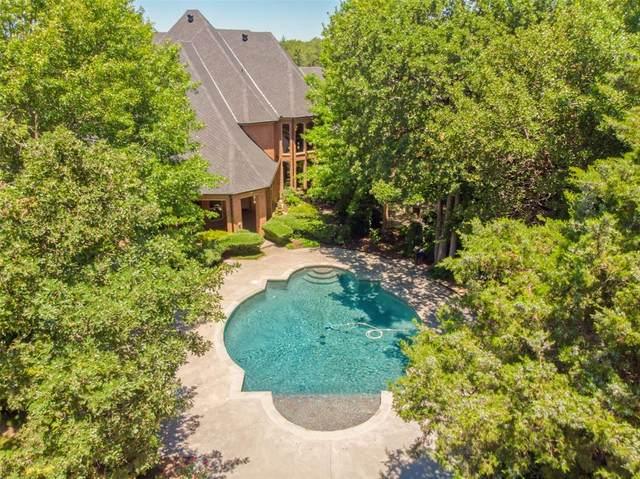 507 Fox Glen, Southlake, TX 76092 (MLS #14285194) :: Team Tiller