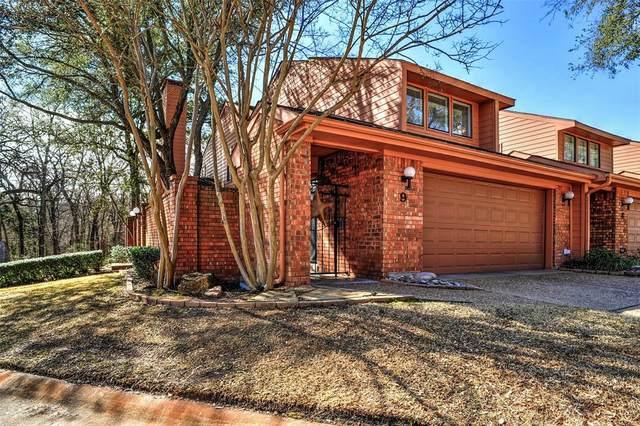 9 Village Green Court, Denison, TX 75020 (MLS #14285219) :: The Good Home Team
