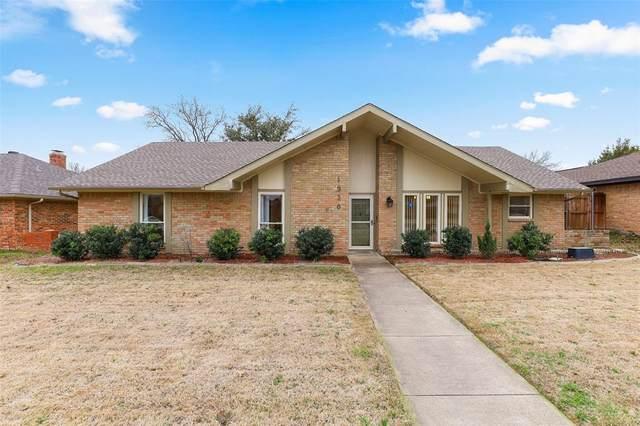 1930 Glen Hill Drive, Carrollton, TX 75007 (MLS #14285223) :: Robbins Real Estate Group
