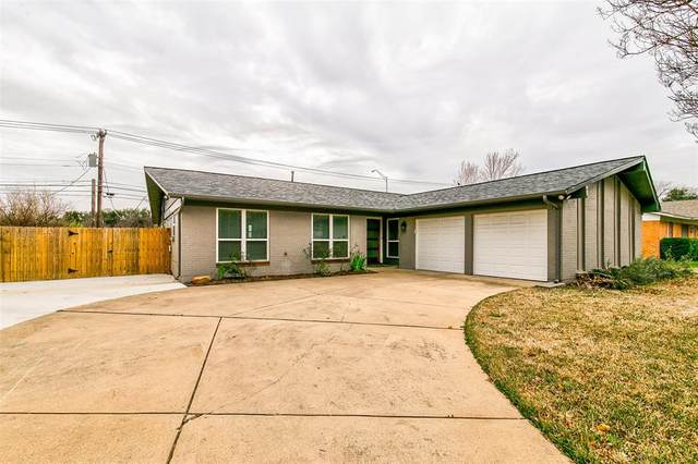 7504 Overhill Road, Fort Worth, TX 76116 (MLS #14285228) :: Team Tiller