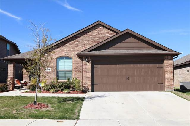 717 Rutherford Drive, Crowley, TX 76036 (MLS #14285234) :: The Mitchell Group