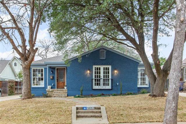 5635 Morningside Avenue, Dallas, TX 75206 (MLS #14285240) :: The Good Home Team