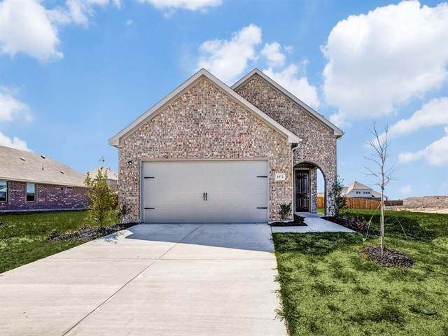 1064 Trickham Drive, Forney, TX 75126 (MLS #14285245) :: Potts Realty Group