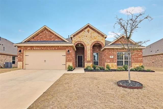257 Georgetown Drive, Forney, TX 75126 (MLS #14285246) :: Lynn Wilson with Keller Williams DFW/Southlake