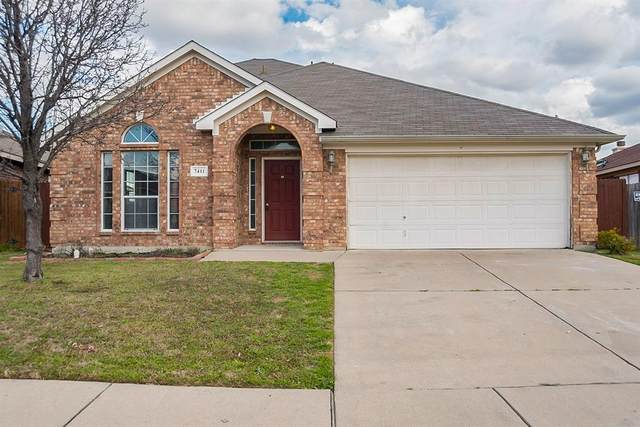 7411 Fossil Creek Drive, Arlington, TX 76002 (MLS #14285248) :: The Heyl Group at Keller Williams