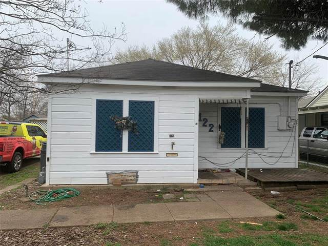 1122 N Justin Avenue, Dallas, TX 75211 (MLS #14285255) :: Frankie Arthur Real Estate