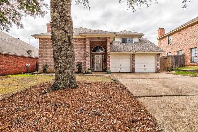 7804 Blossom Drive, Fort Worth, TX 76133 (MLS #14285267) :: Lynn Wilson with Keller Williams DFW/Southlake