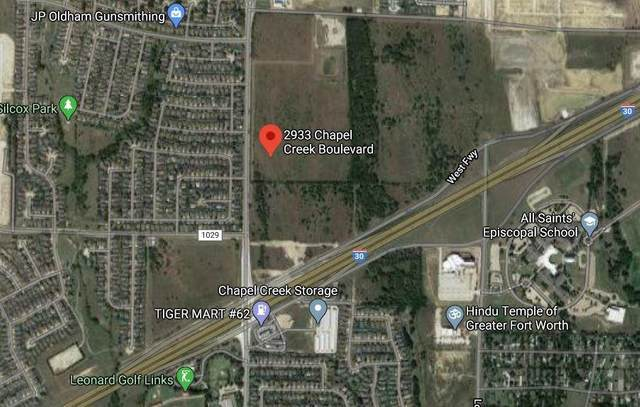 2933 Chapel Creek Boulevard, Fort Worth, TX 76108 (MLS #14285278) :: Keller Williams Realty