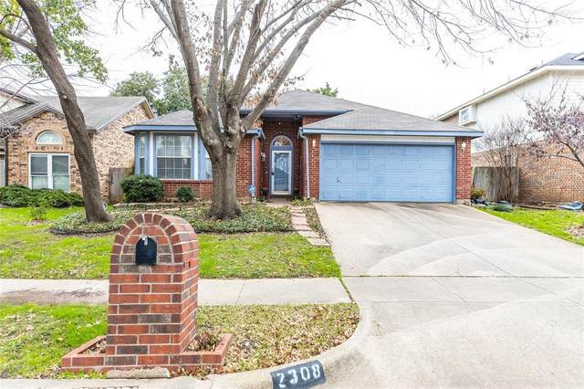 2308 Bennington Drive, Arlington, TX 76018 (MLS #14285289) :: RE/MAX Pinnacle Group REALTORS