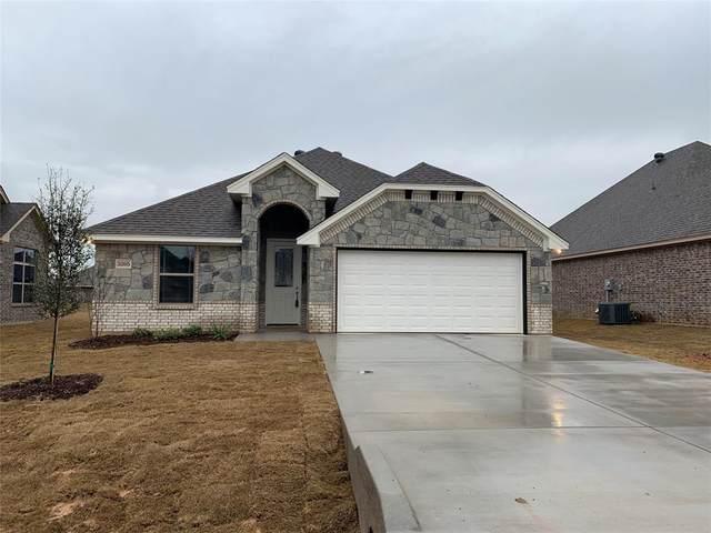 3205 White Horse Drive, Granbury, TX 76049 (MLS #14285311) :: The Kimberly Davis Group