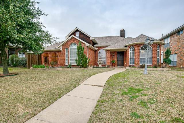 2339 Highbank Drive, Mesquite, TX 75181 (MLS #14285320) :: Real Estate By Design