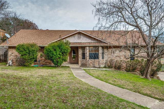301 Squaw Creek Road, Willow Park, TX 76087 (MLS #14285339) :: The Kimberly Davis Group