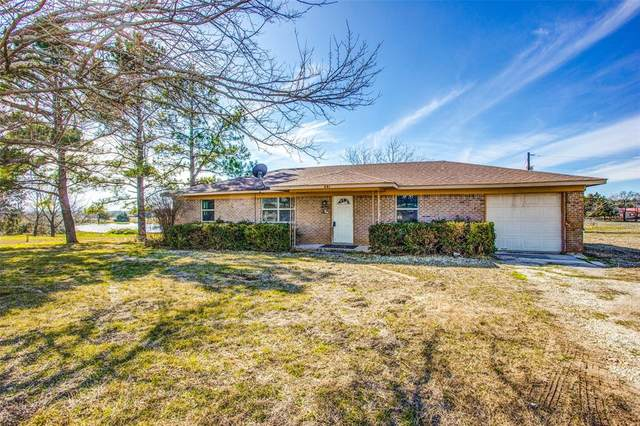 681 County Road 153, Whitesboro, TX 76273 (MLS #14285343) :: The Kimberly Davis Group