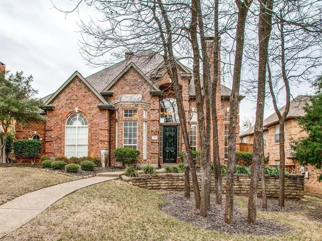 931 Hills Creek Drive, Mckinney, TX 75072 (MLS #14285344) :: The Good Home Team