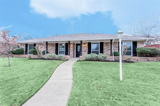 2305 Maple Leaf Drive, Plano, TX 75075 (MLS #14285352) :: The Heyl Group at Keller Williams