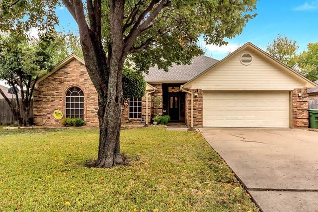 7732 Sagebrush Court N, North Richland Hills, TX 76182 (MLS #14285363) :: The Good Home Team