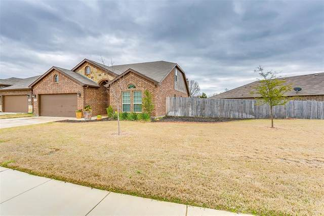 1204 Scott Drive, Weatherford, TX 76087 (MLS #14285364) :: Team Hodnett