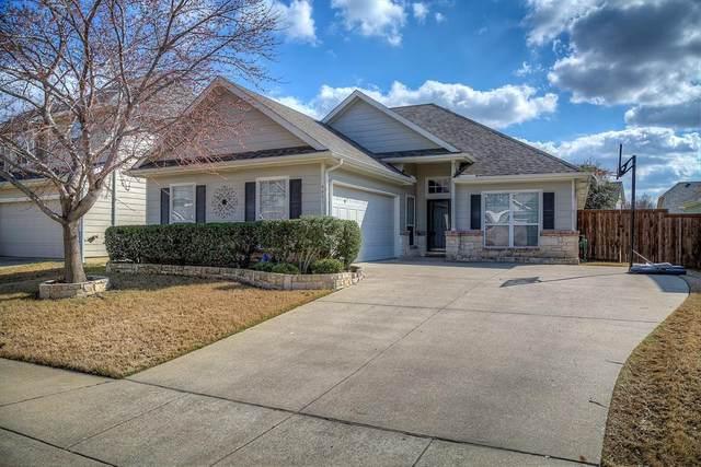 9733 Water Tree Drive, Mckinney, TX 75072 (MLS #14285365) :: Van Poole Properties Group