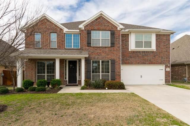 1366 Osborne Court, Roanoke, TX 76262 (MLS #14285386) :: Tenesha Lusk Realty Group