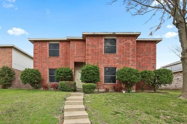 2316 Graystone Drive, Rockwall, TX 75032 (MLS #14285392) :: The Paula Jones Team | RE/MAX of Abilene