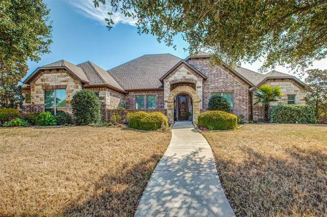 122 Ocotillo Drive, Waxahachie, TX 75165 (MLS #14285401) :: The Chad Smith Team
