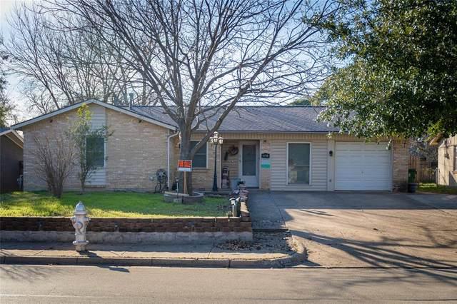 2502 S Fielder Road, Arlington, TX 76015 (MLS #14285428) :: Robbins Real Estate Group