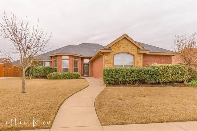 725 Beretta Drive, Abilene, TX 79602 (MLS #14285430) :: Lynn Wilson with Keller Williams DFW/Southlake