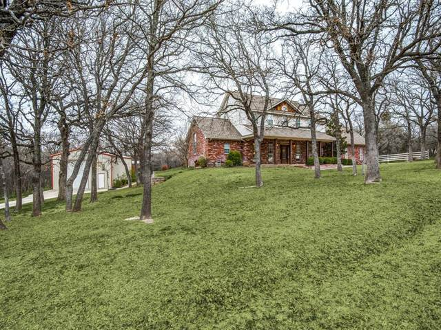 129 W Ridge Street, Decatur, TX 76234 (MLS #14285432) :: The Mauelshagen Group